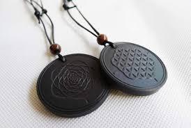 flower of life quantum pendant