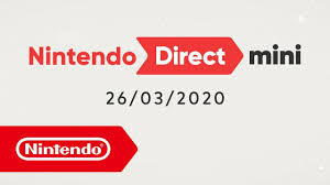 The Nintendo Direct Mini of March 26 ...