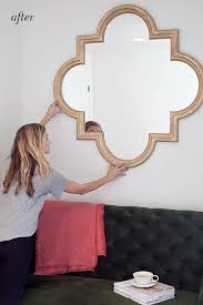 transformed mirror goes gold gold