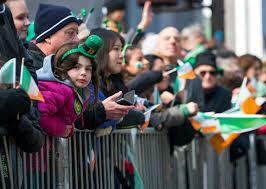 New York's Saint Patrick's Day Parade ...