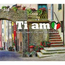 Ti Amo Vol. 2 The Ultimate Italian Treasures (CD1) – acquistare ...