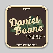 Amazon Com Jb Print Magnet Daniel Boone National Forest Explore Wanderlust Camping Hiking Vinyl Decal Sticker Car Waterproof Car Decal Magnetic Bumper Sticker 5 Kitchen Dining