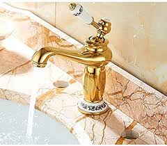 bathroom faucet european hot and cold