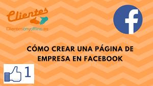Cómo crear una página de empresa en Facebook | by Marco Antonio Almendros  Hernández