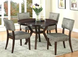 Small Round Dining Table Sets Wood Design Ideas For Within 4 Room Set Under 400 S Muconnect Co