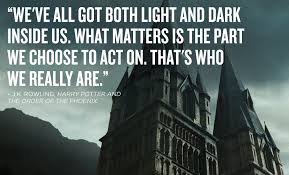 of the most magical sentences in the harry potter books