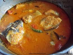 Home style Andhra fish curry