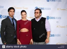 CBS Summer Soiree Featuring: Elyes Gabel, Katharine McPhee, Ari ...