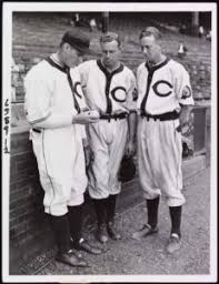Walter Johnson, Manager of the Cleveland Indians