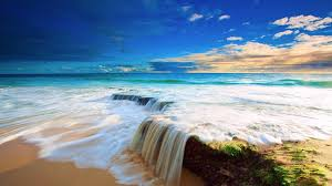 wave hd wide wallpaper for dell laptop