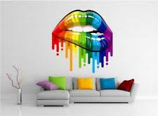 Rainbow Decor Wall Stickers Art For Sale In Stock Ebay