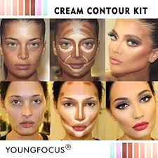 face contouring makeup pictures