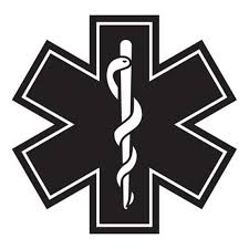 Emt Decal First Responder Sticker Firefighter Paramedic Vinyl Sticker For Car Window Set Of 2 Die Cu Ems Shirts Paramedic Quotes Paramedic