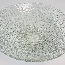 best vintage glass serving dishes
