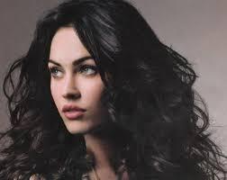 black hair blue eyes and fair skin