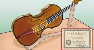 how to build a violin wikihow