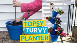topsy turvy planter you