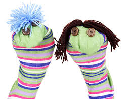 dinosaur-sock-puppet-fun.indianlink - Indian Link