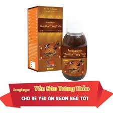 Yến Sào Trùng Thảo- Cho Bé Yêu Ăn Ngủ Ngon - Home