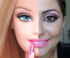 barbie barbie makeup