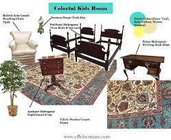 Antique Decor Vintage Decorating Ideas Kid S Room Bohemian S Decor