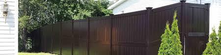 Vinyl Fence Installation Repair Oc Local Fix