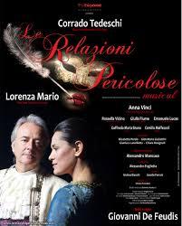 Comunicato Stampa: Le Relazioni Pericolose @ Teatro Sala Umberto ...
