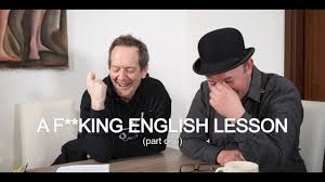 A F**KING English Lesson (part one) - YouTube