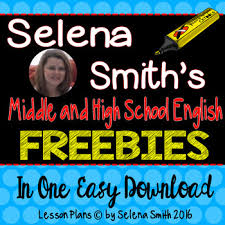 Freebies from Selena Smith by Selena Smith | Teachers Pay Teachers