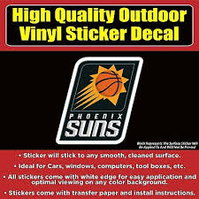 Wandtattoos Wandbilder Phoenix Suns Nba Basketball Car Bumper Sticker Decal Sizes Id 5 Tecnopano Com Br