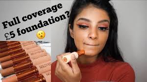 foundation review india saubhaya makeup