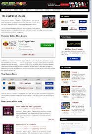 Slots WordPress Theme For Online Casino Slot Game Sites on Behance