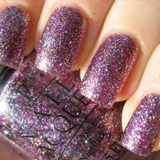 b07 burlesque purple rainbow glitter