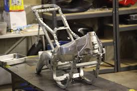 rs250 frame and swing arm