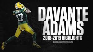 Davante Adams 2018-2019 Highlights ...