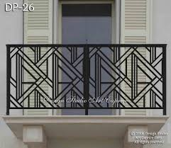 Metal Railing Panel Balcony Deck Panel Fence Custom Order Outdoor Or Indoor 26 In 2020 Balcony Railing Design Railing Design Metal Railings