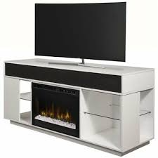 flex lex electric fireplace tv stand