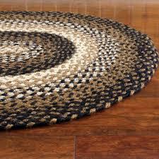 stallion jute braided rugs by ihf rugs