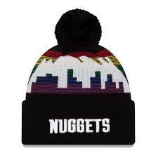 Berretto di maglia City Series dei Denver Nuggets