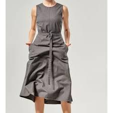 Kleid 'Adela' Grey – blickfang Designshop
