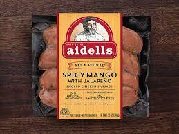 en apple dinner sausage aidells