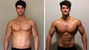 his body for insram pics