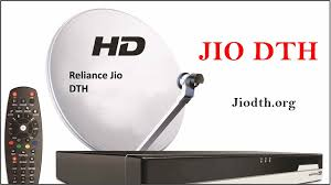 Relaince jio DTH Booking