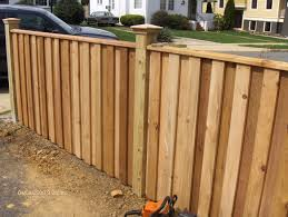 Wood Privacy Fence 6ft Privacy Fence Large Privacy Fence Wood Fence Design Ideas Beautiful Privacy Fence Idea Backyard Fences Wood Fence Design Fence Design