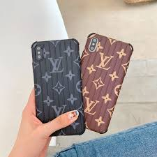 anti fall louis vuitton iphone x case