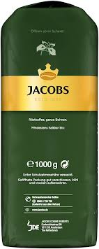 Jacobs Krönung Caffè Crema Grains, 1000 g: Amazon.fr: Epicerie
