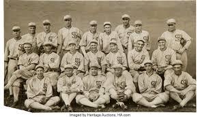1919 Chicago White Sox News Photograph ...