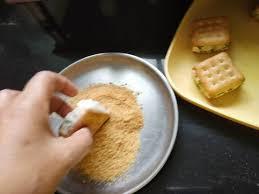 schezwan biscuit starter recipe by er