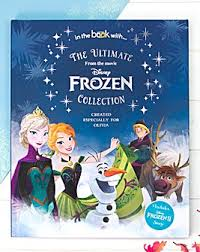 disney frozen personalised gifts