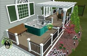 Grand Rapids Decks Railings Fencing In Fence Deck Railing Designs Ideas Home Elements And Style Wood Lowe S Kits Horizontal Modern Building Stair Crismatec Com